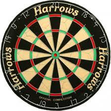 <b>Мишень для игры в</b> дартс профессиональная HARROWS Official ...