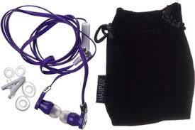 <b>Вставные наушники Harper HV-103</b> purple купить в интернет ...
