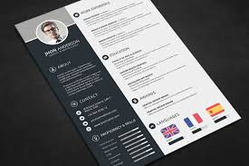 resume templates the best cv amp 50 examples design shack 89 marvelous creative resume templates