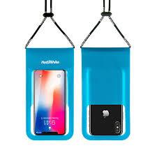 <b>Naturehike</b> Outdoor <b>Swimming Waterproof</b> Phone Bag TPU ...