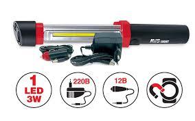 Переносной светильник <b>AVS CD807 COB</b> 220/12В (акб) оптом от ...