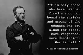 William Tecumseh Sherman Quotes. QuotesGram via Relatably.com