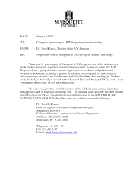 cover letter of interest for internship cover letter of it student help