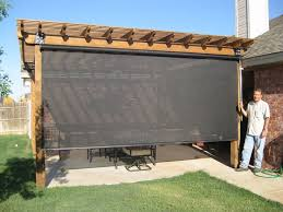screen ideas patios