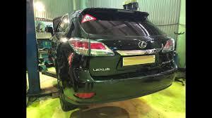 Lexus RX350 (2012-2015) - Устройство и слабые места ...