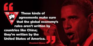 Image result for TTIP obama