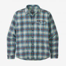 <b>Рубашка Patagonia</b> M's <b>Long</b>-<b>Sleeved</b> Fjord Flannel Shirt