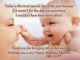 Happy Birthday Wishes For Mom   Photozup via Relatably.com