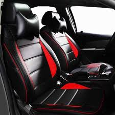 <b>Carnong Car seat cover</b> leather for ford fiesta focus fox mondeo ...
