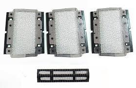 <b>1 Cutter</b>+<b>3x628 Shaver Foil</b> for BRAUN 3770 3600 3000 3610 3614 ...