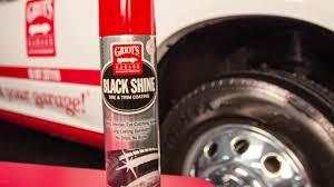 griot s garage black shine tire trim coating tire cleaners griot s garage black shine tire trim coating tire cleaners dressings tire cleaners slash dressings video o reilly auto parts