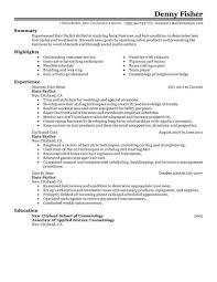 cover letter template for hairdressing resume examples hair salon gallery of hairdresser resume sample