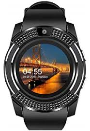 GIXON <b>V8 Bluetooth Touch Screen</b> Smart Watch Phones with ...