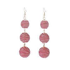 <b>Earring</b> for girl, Hengzi <b>Fashion</b> Simple <b>Earring</b> Retro <b>Round</b> Tassel ...