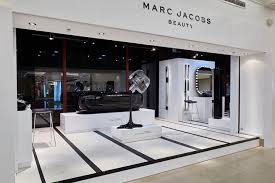 marc jacobs beauty x harrods london by chameleon visual london uk