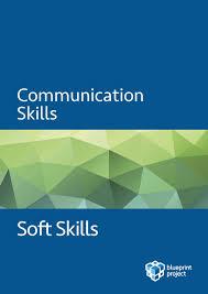 communication skills blueprint project
