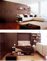 home design ideas great wooden space saving living room furniture mahogany material brushed themed color amazing space saving bedroom ideas furniture