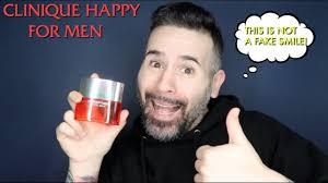 <b>CLINIQUE HAPPY FOR MEN</b> FOR THE RETRO METRO - YouTube