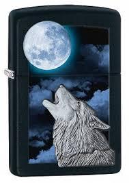 Купить <b>Зажигалка ZIPPO</b> 28879 Howling <b>Wolf</b> - Воющий Волк ...