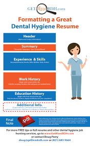 building a great dental hygiene resume — hygiene edge