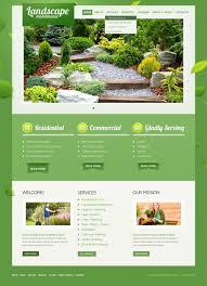 71 premium psd website templates premium templates landscape design psd template demo