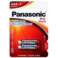 <b>Батарейка PANASONIC AAA</b> LR03 Pro Power * 2 (LR03XEG/2BPR ...
