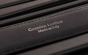 "All You Need to Know About ""<b>Genuine</b> Leather"" 