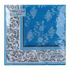 <b>Бумажные салфетки NEW LINE</b> Fresco 33*33 2-х слойные 20 шт ...