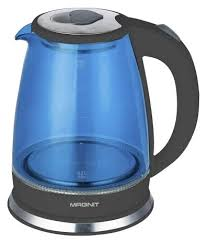 Купить <b>Чайник MAGNIT RMK-3231</b>, синий/черный по низкой цене ...