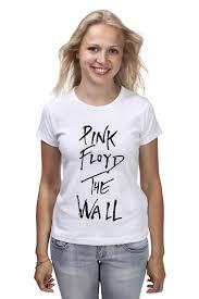 <b>Футболка классическая Printio Pink</b> Floyd, The Wall #662682