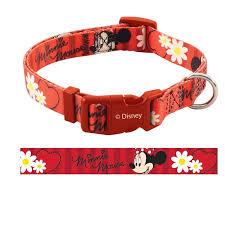 """<b>Ошейник</b> для собак <b>Triol</b> """"<b>Disney</b>. <b>Minnie</b>"""", 15 х 250 - 400 мм ..."""