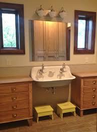 vintage vanity lights add retro spin to kids bath remodel blog bathroom vanity lighting remodel