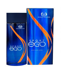 <b>SERGIO TACCHINI SPORT EGO</b> AFTER SHAVE LOTION 100ML ...
