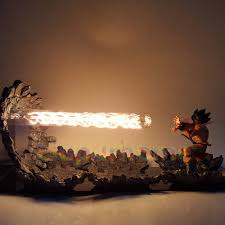 <b>Dragon Ball Z Son</b> Goku Led Light Lamp Kamehameha Attack ...
