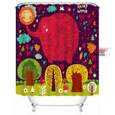 elephant bathroom set piece