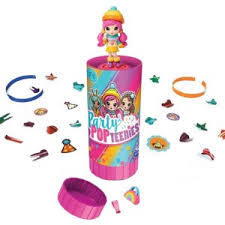 Spin Master <b>Party Popteenies Хлопушка с</b> сюрпризом - «Повторки ...