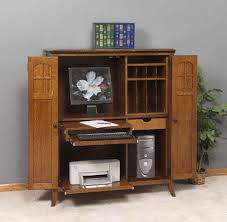image of desk armoire cheap armoire office desk