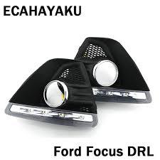 <b>ECAHAYAKU Led Daytime Running</b> Light Car Styling Fog Driving ...