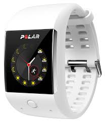 Купить спортивные <b>часы Polar M600</b> white в Москве, цена Полар ...