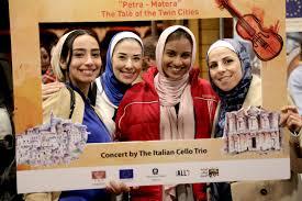 <b>Petra</b> (<b>Jordan</b>) and Matera (Italy): twin cities - Concert by The Italian ...
