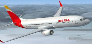 Image result for iberia aircraft