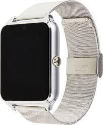 """Купить смарт-<b>часы</b> Zodikam <b>ZDK Z60</b> silver 1.54"""""""", серебристый ..."""