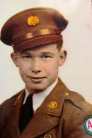 war tales pfc joe lukasek was cannoneer 124th anti aircraft battalion that fought in world war ii