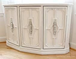 Dining Room Console Cabinets Furniture Makeover Console Turned Buffet Table Erin Spain