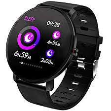 ZJE <b>K9 Smart Watch</b>, Activity Fitness Calorie Tracker Bracelet Auto ...