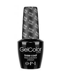 <b>OPI</b> - <b>OPI GelColor Gel</b> Nail Polish, <b>Base</b> Coat, 0.5 Fl Oz - Walmart ...