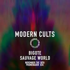 Luca <b>Bigote</b> b2b Sauvage World (Slow Motion) @ <b>Modern</b> Cults, Berlin