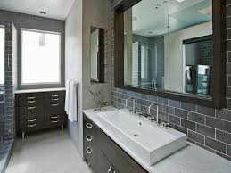 bathrooms design using beautiful subway tiles ideas decorations excerpt grey bathroom accent chairs contemporary furniture bathroom accent furniture