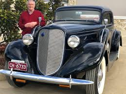 1935 Lincoln Model K <b>Lebaron</b> Coupe - GemLife | Over 50s Resort