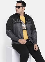 Buy <b>Mens Plus Size Sweatshirts</b> Online India   xxl, xxxl <b>Sweatshirts</b>